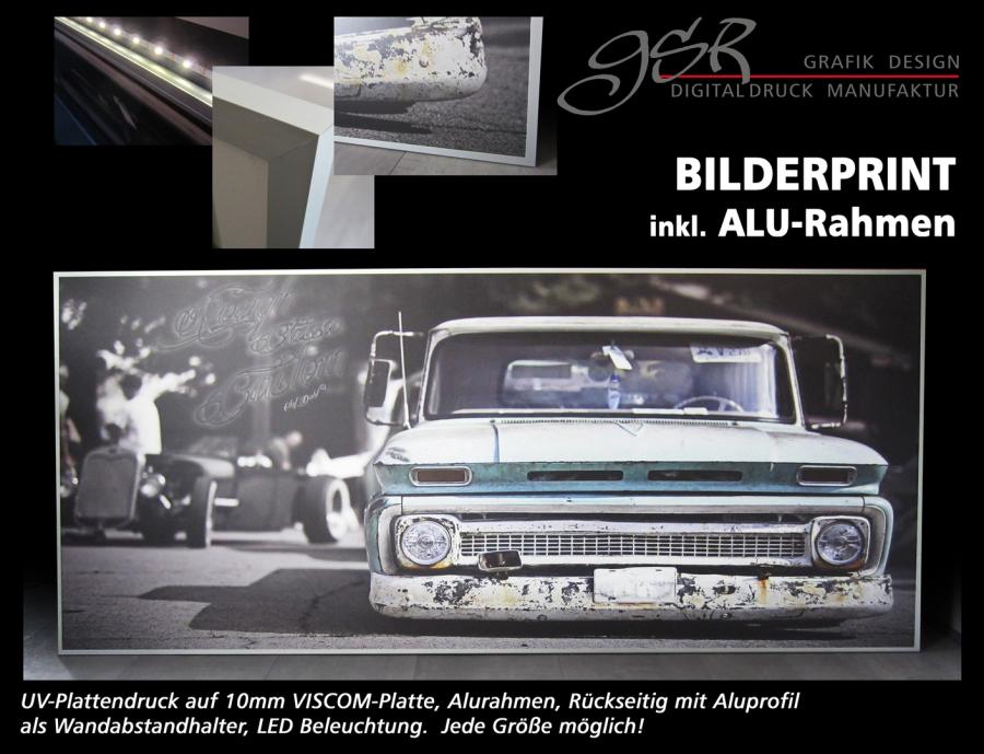 Berühmt Ford Truck Alurahmen Zeitgenössisch - Bilderrahmen Ideen ...